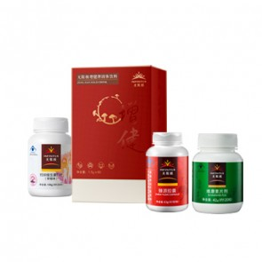 INFINITUS Replenishing Yin & Promoting Qi Combo (For member only)
