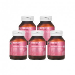 INFINITUS Women Harmony Combo x 5 bottles (For member only)